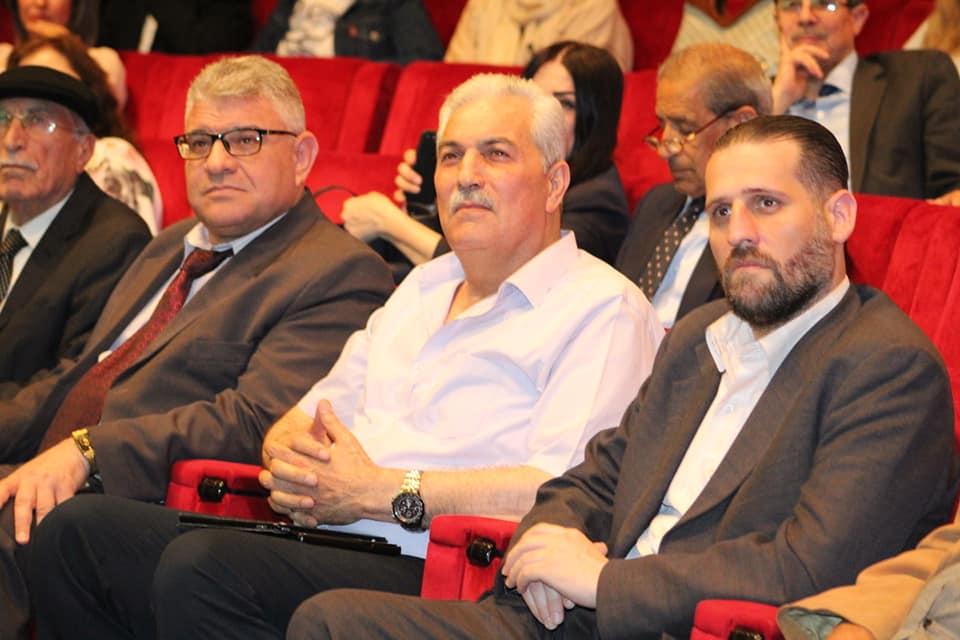 مهرجان إيبلا الثقافي في مكتبة الأسد