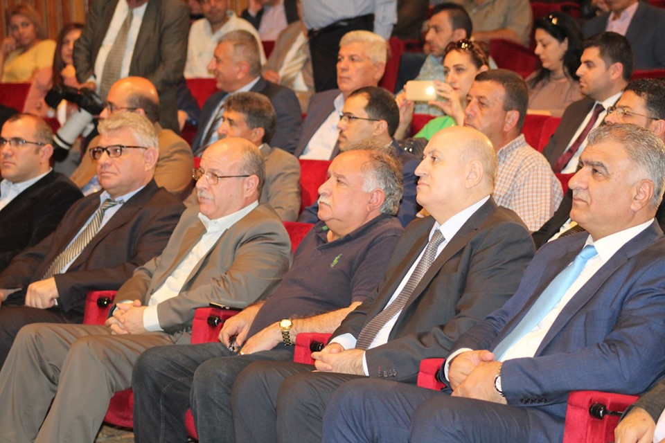 """محاضرة فكرية تحت عنوان """"تحصين العقل في فكر السيد الرئيس بشار الأسد """"في مكتبة الأسد"""