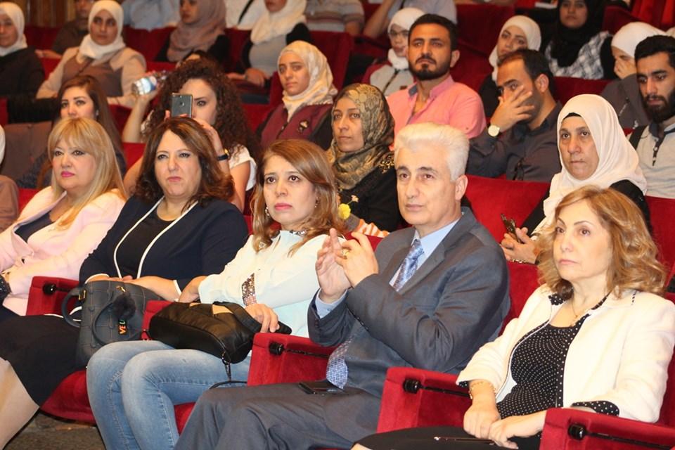 تكريم الفائزين في مسابقة حفظ الشعر العربي بدورتها الثالثة