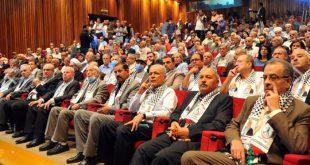 مهرجان تأبيني للراحل أحمد جبريل في مكتبة الأسد بدمشق
