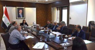 وزارة الثقافة تقيم معرض الكتاب السوري ٢٠٢١